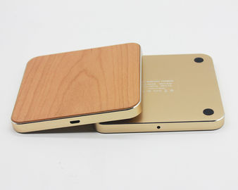 China Universal 10W Qi Wooden Wireless Charging Charger Mobile Phone Devices Use supplier