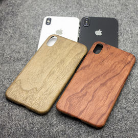China KEVLAR Shockproof Material Apple iPhone Wood Case with Heat - Resistant Function supplier