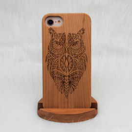 China Natural Wood iPhone Case Apple iPhone 7 / 7 Plus Model N / A Certificated supplier