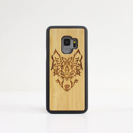 China Different Pattern Selection Blank TPU Wooden Phone Case Samsung S9 Phone Use supplier